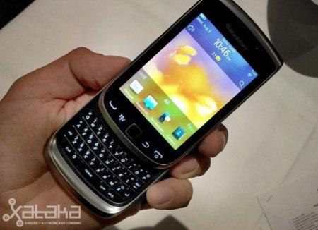Blackberry Torch 9810, primeras impresiones