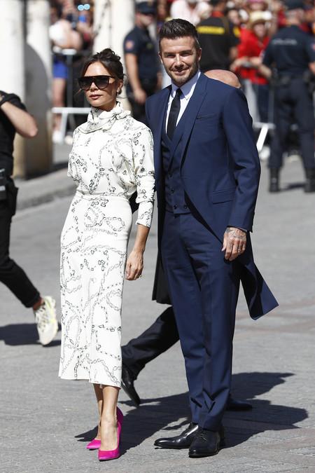 David Y Victoria Beckham 20 Aniversario Boda 2019