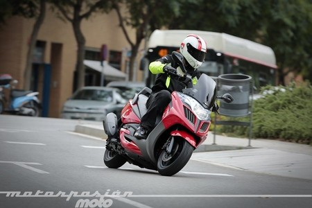 Kymco Yager GT 125i/300i