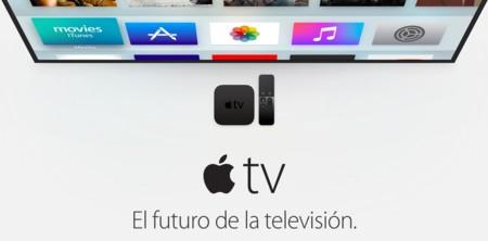 Nuevo Apple TV; Siri, aplicaciones, y juegos de la App Store llegan a nuestro televisor