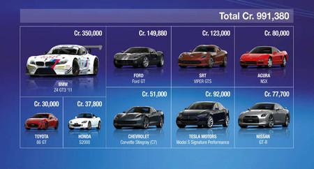 Éste glitch para Gran Turismo 6 te da 20 millones de créditos en minutos
