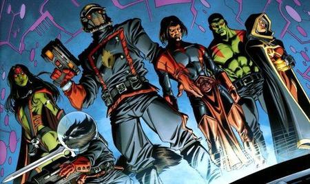 Los 'Guardianes de la Galaxia' de Marvel también tendrán película