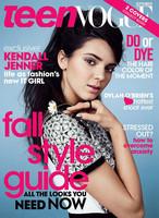 Teen Vogue: Kendall Jenner