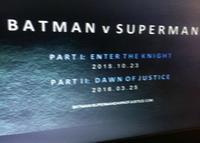 'Batman v Superman' dividida en dos películas, el rumor de la semana