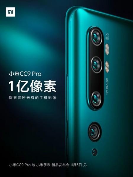 Xiaomi Mi Cc9 Pro Cinco Camaras Zoom 5x