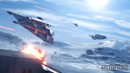 Descarga la app de Star Wars: Battlefront y obtén créditos para gastar en el juego días antes de su lanzamiento