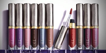 Urban Decay comienza el año presentando los nuevos Vice Liquid Lipstick