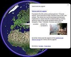 Lo último con Google Earth