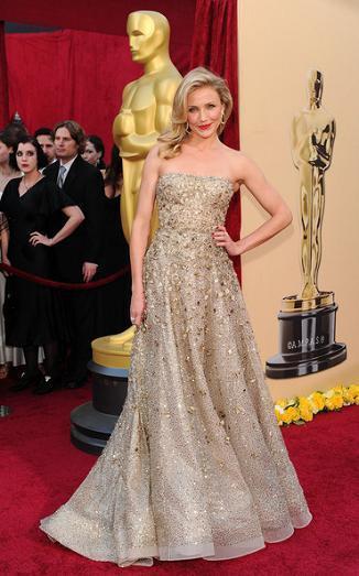 Las más elegantes en la alfombra roja de Los Oscar 2010