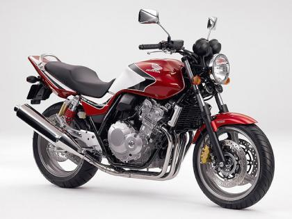 Las nuevas Honda CB 400 SB y SF