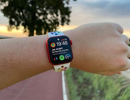 Apple Watch Series 6 Esfera