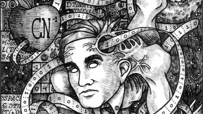 Alan Turing según Jin Wicked