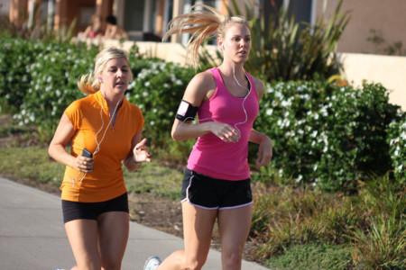 ¿Con qué frecuencia correr?