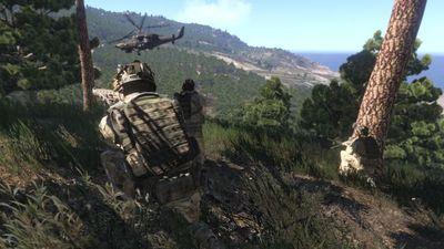 'ArmA III' llega en su versión Alpha a Steam