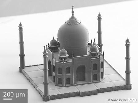Taj Mahal Nano