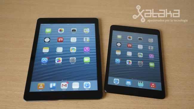 Foto de iPad air análisis (11/19)
