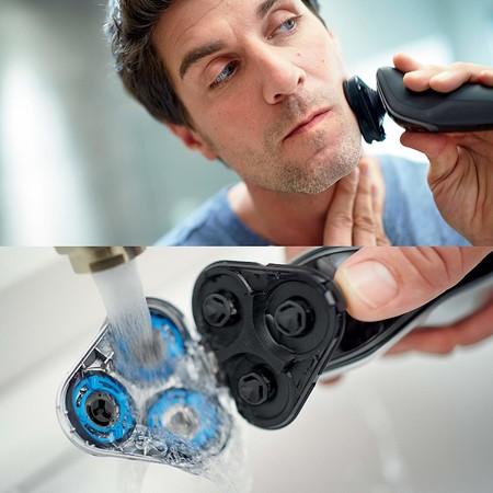 Por 47,99 euros tenemos la afeitadora Philips Serie 5000 S5110/06 a la venta en Amazon