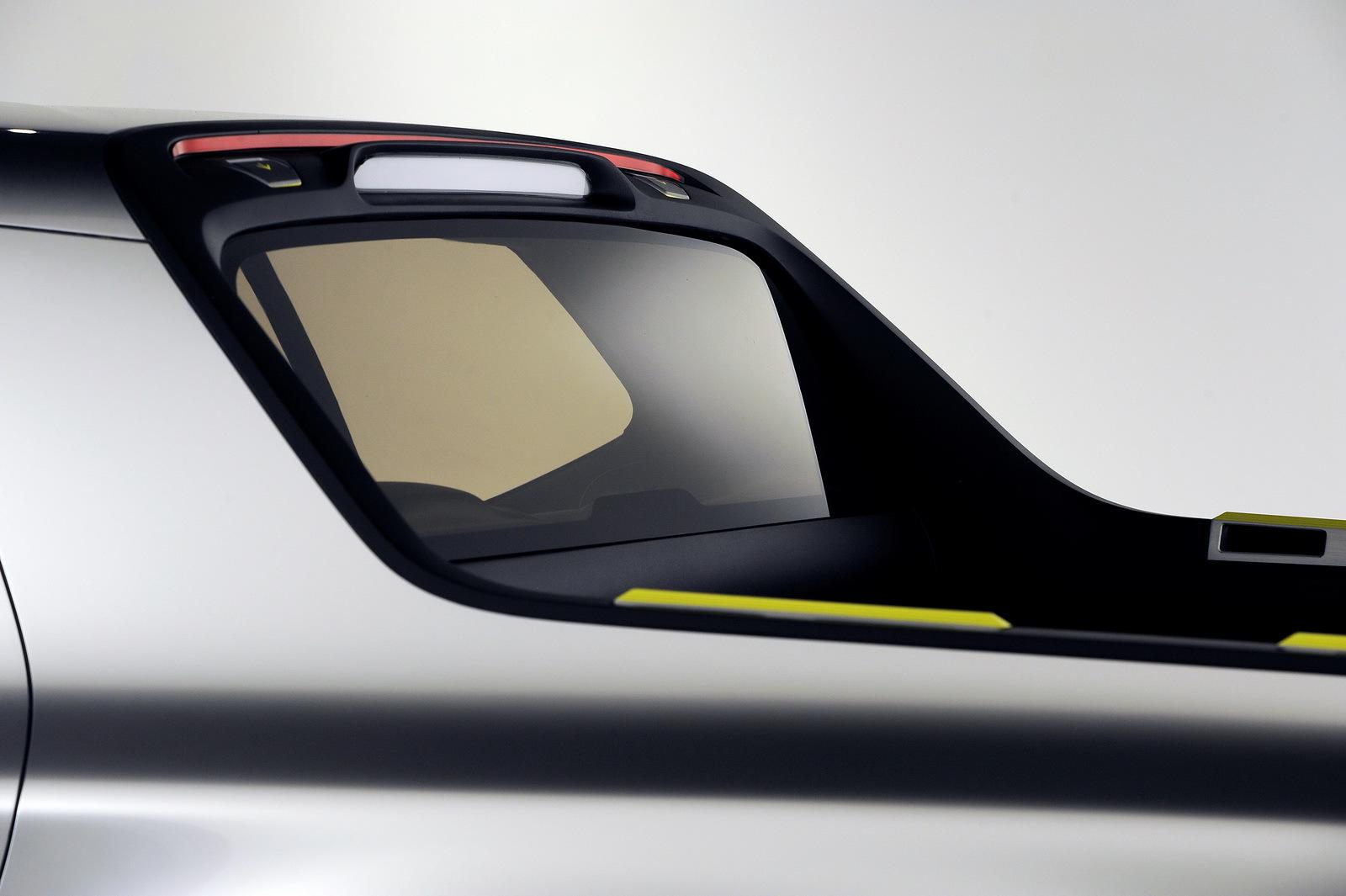 Foto de Hyundai Santa Cruz Crossover Truck Concept (11/12)