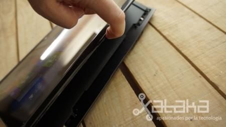 Sony Vaio Duo 11 dedo deslizante