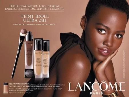 Lupita Nyong'o imagen de Lancôme