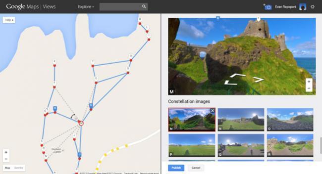 Ya podemos usar las fotos de nuestra DSLR para ilustrar localizaciones en Google Street View
