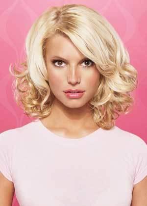 Extensiones Hairdo de Jessica Simpson