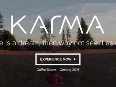 El dron de GoPro tendría su arma secreta en la grabación en 360 grados