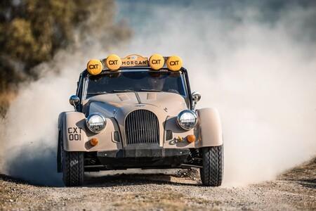 Dynamic Morgan Plus Four Cx T 011 1628169999
