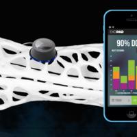 Férulas 3D con rehabilitación controlada por apps