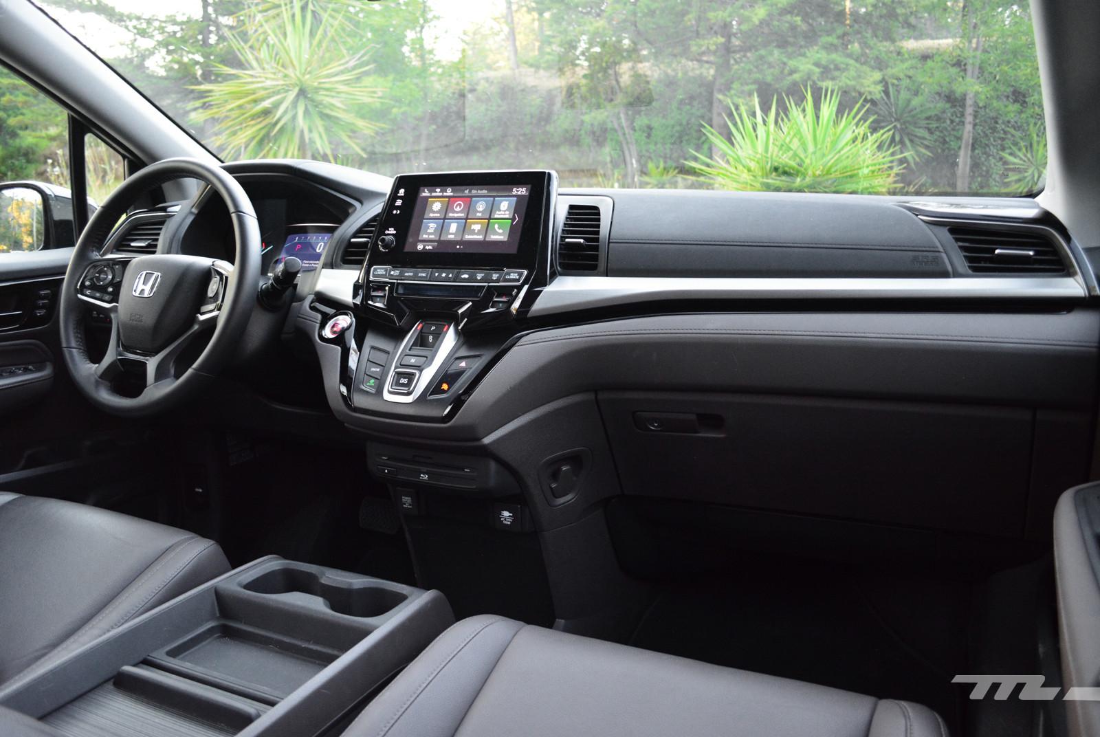 Foto de Honda Odyssey (prueba) (8/18)