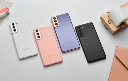 Samsung Galaxy S21: la nueva gama alta de Samsung vuelve al FullHD y dice adiós a las microSD