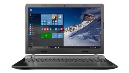 Portátil Lenovo Ideapad 100-15IBY por 225 euros