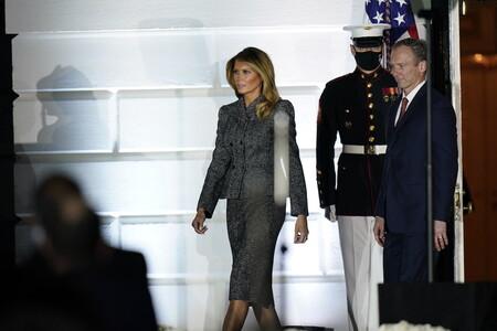 Melania Trump Dolce Gabbana 01