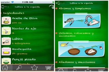 CookWithToons, una nueva aplicación para aprender cocina española