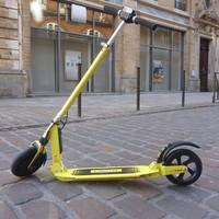Adrya L-Trott, ¿quién diría que se trata de un patinete eléctrico?