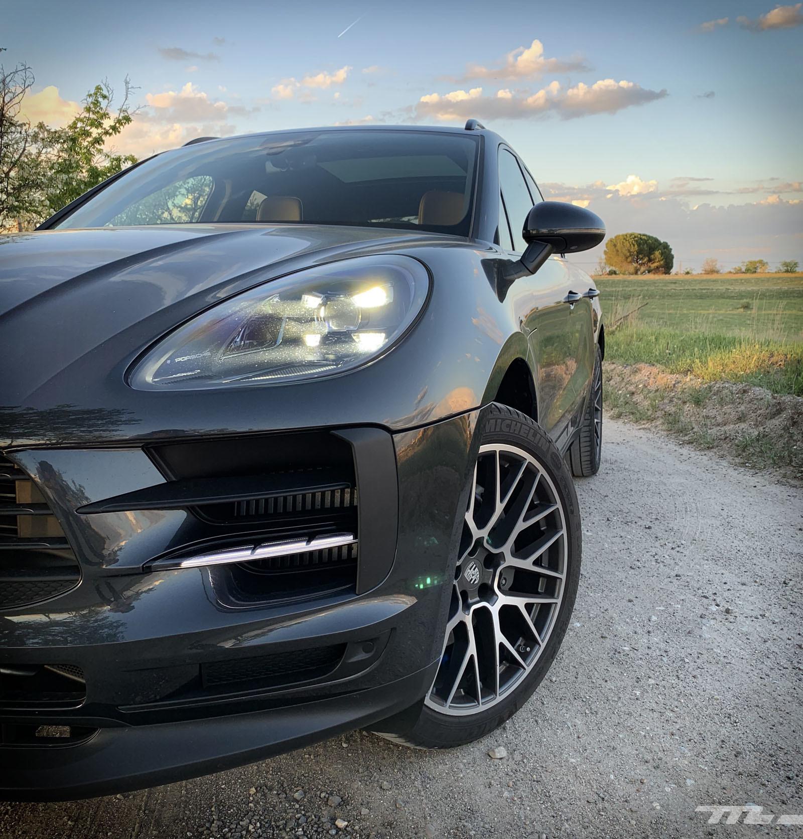 Foto de Porsche Macan S (prueba) (21/28)