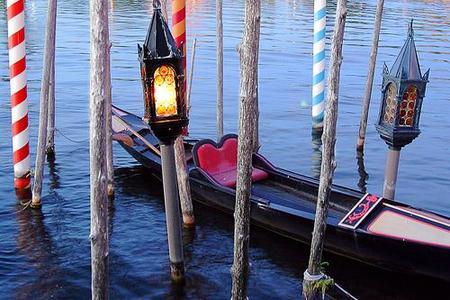Venecia tiene a su primer mujer gondolera