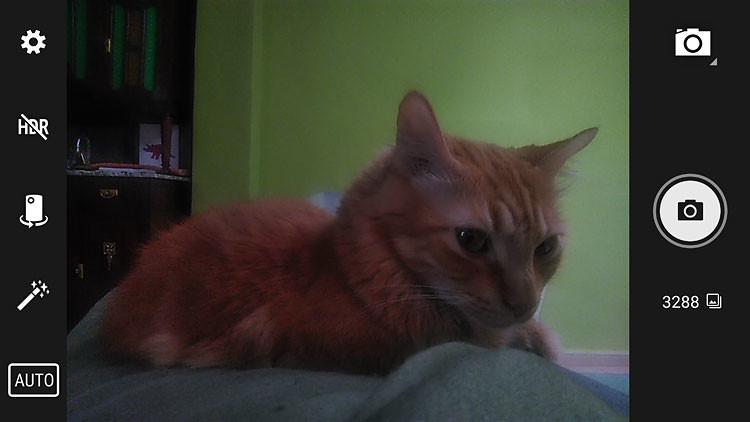 Foto de CAT S60: app de cámara (1/5)