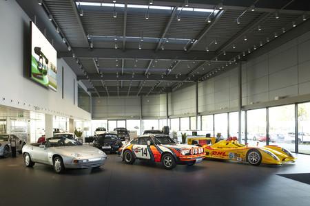 Porsche Madrid Norte coches Museo Porsche