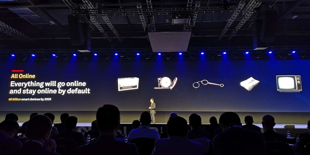 Un vistazo al futuro que diseñan con el 5g: toda cosa estará conectada y permanecerá conectada por defecto