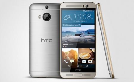 Llega el HTC One M9+, y lo hace con cambios importantes