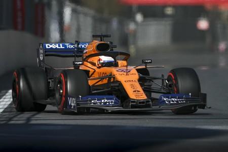 Carlos Sainz Baku Formula 1 2019