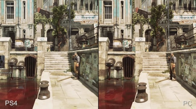 Dishonored 2 Comparativa 02