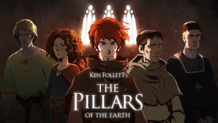 El videojuego basado en la novela Los pilares de la Tierra llegará a PC y consolas en agosto