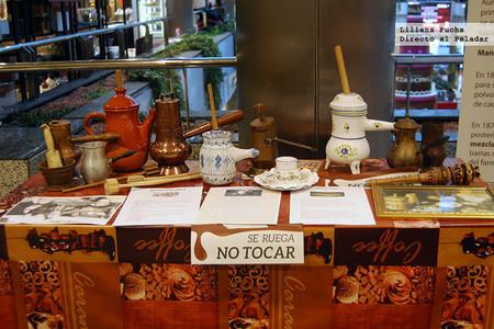 10º Salón del Chocolate. Utensilios tradicionales
