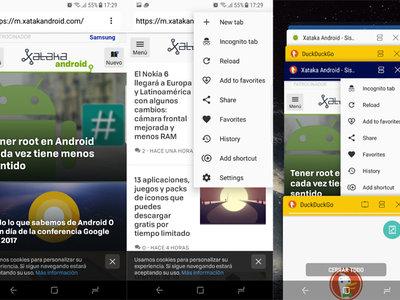 Ya puedes probar el nuevo navegador web Jelly Browser de LineageOS 14.1