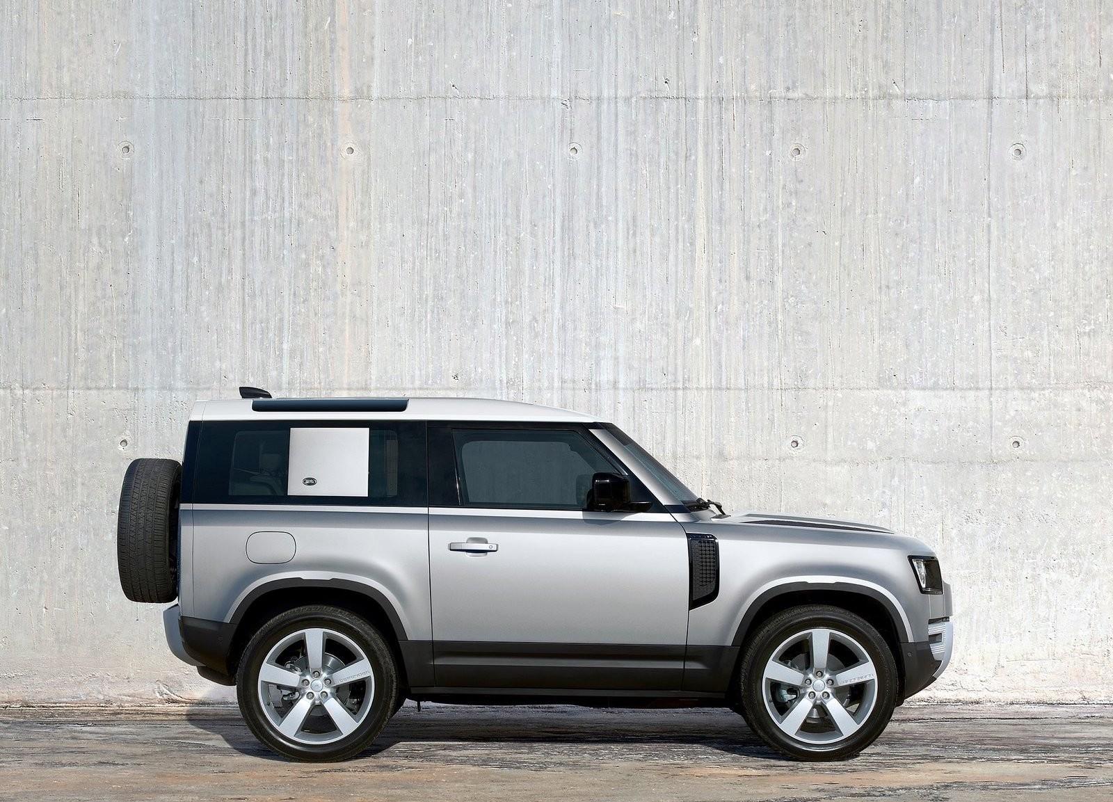 Foto de Land Rover Defender 2020 (25/60)