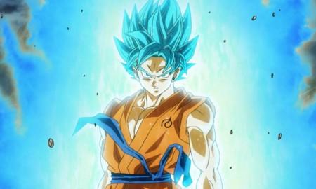 Goku Dragon Ball La Resurrecion De F