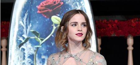 El vestido de Emma Watson en Shanghái demuestra que ella es una princesa, dentro y fuera de la pantalla