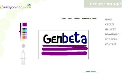 Offtype, la pizarra virtual que se puede disfrutar desde la web y desde Windows